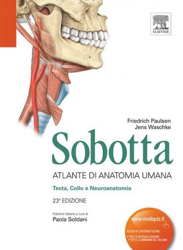 Sobotta - Atlante di Anatomia Umana: Testa, Collo e Neuroanatomi