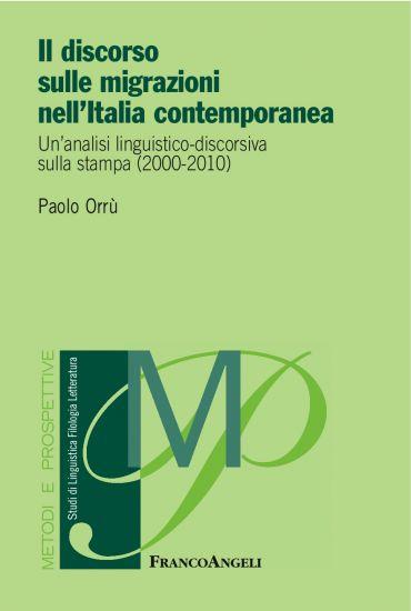 Il discorso sulle migrazioni nell'Italia contemporanea ePub