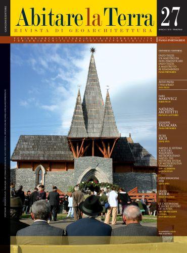Abitare la Terra n.27/2010. Dwelling on Earth