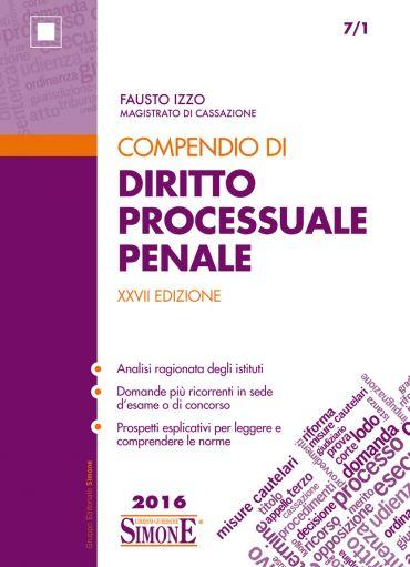 Compendio di Diritto Processuale Penale ePub