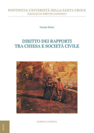 Diritto dei rapporti tra chiesa e società civile