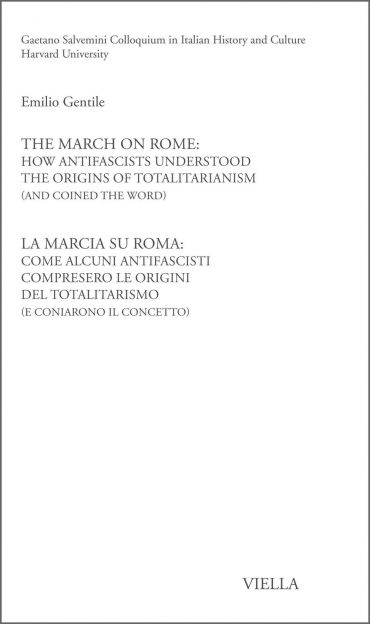 The March on Rome: How Antifascists Understood the Origins of To