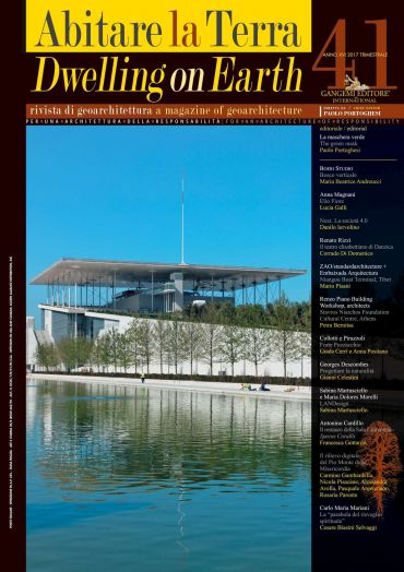 Abitare la Terra n.41/2017 – Dwelling on Earth