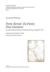 Porta, Bertati, Da Ponte: Don Giovanni