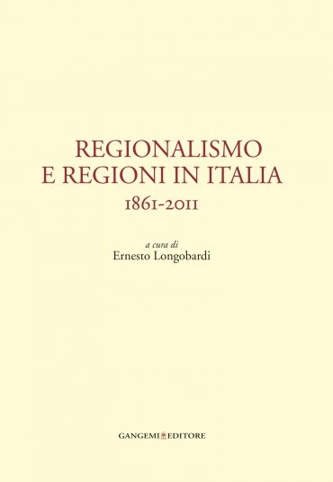 Regionalismo e regioni in Italia ePub
