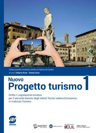 Nuovo progetto turismo 1 + L'Atlante di Progetto turismo 1
