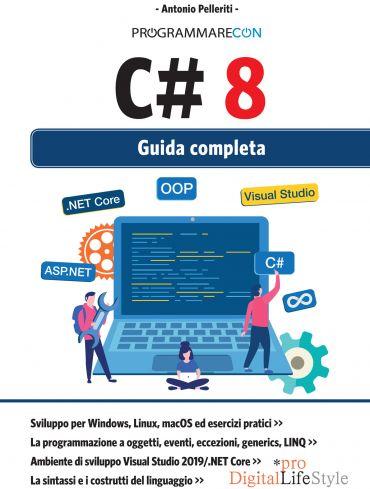 Programmare con C#8 - Guida completa ePub