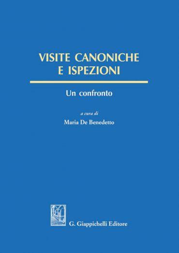 Visite canoniche e ispezioni