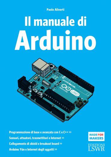 Il manuale di Arduino ePub