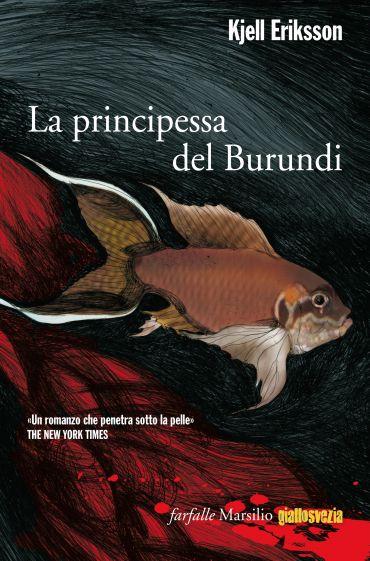 La principessa del Burundi ePub
