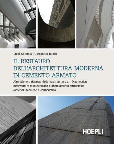 Il restauro dell'architettura moderna in cemento armato ePub