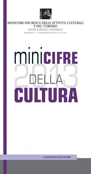 Minicifre della cultura 2013