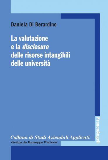 La valutazione e la disclosure delle risorse intangibili delle u