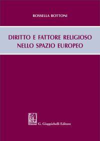 Diritto e fattore religioso nello spazio europeo