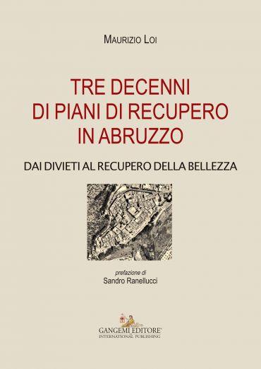 Tre decenni di piani di recupero in Abruzzo ePub