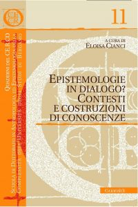 Epistemologie in dialogo? ePub