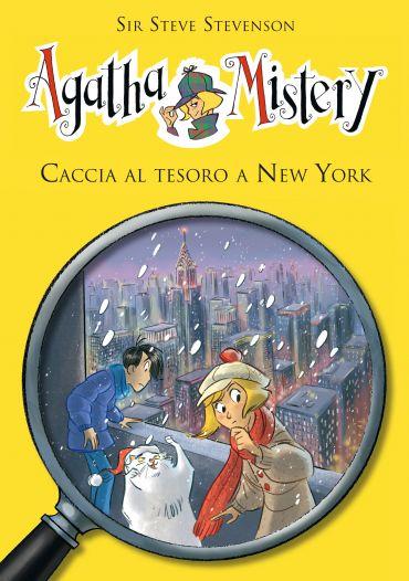 Caccia al tesoro a New York. Agatha Mistery. Vol. 14 ePub