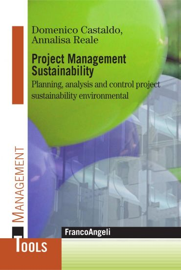 Project Management Sustainability. Planning, analysis and contro