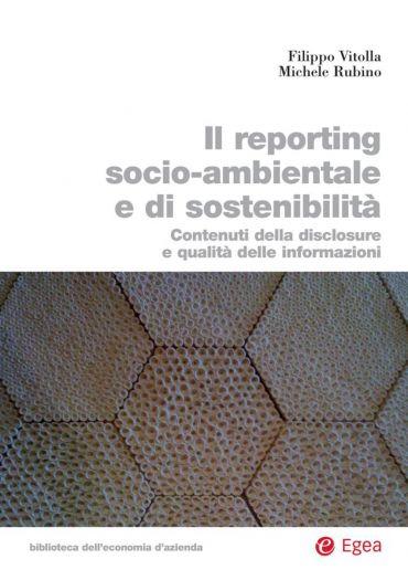Il reporting socio-ambientale e di sostenibilità