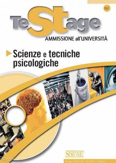 Testage - Ammissione all'Università : Scienze e tecniche psicolo