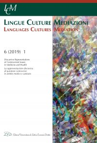 LCM Journal. Vol 6, No 1 (2019). Discursive Representations of C