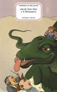 Jacob Due-Due e il dinosauro ePub