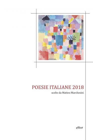 Poesie italiane 2018 ePub