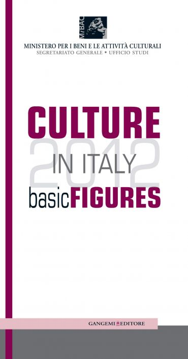 Culture in Italy 2012