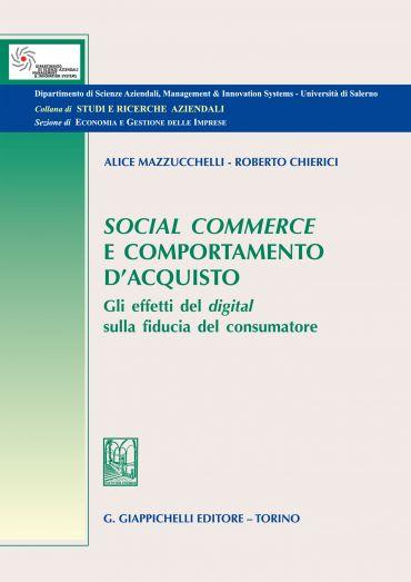Social commerce e comportamento d'acquisto