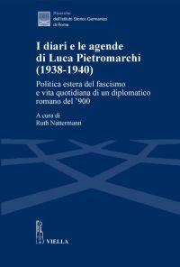I diari e le agende di Luca Pietromarchi (1938-1940)