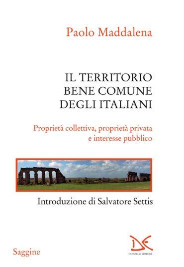 Territorio, bene comune degli italiani ePub