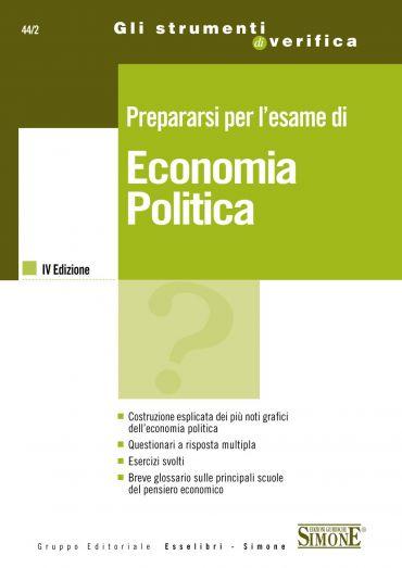 Prepararsi per l'esame di Economia Politica