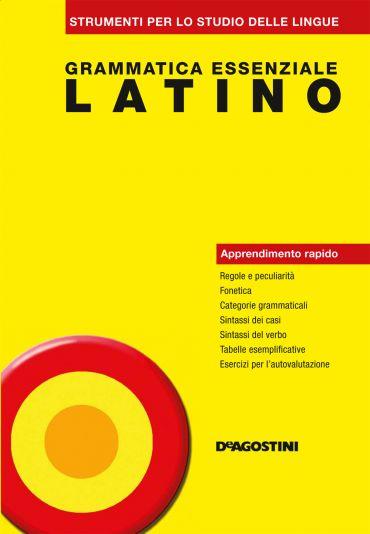 Latino - Grammatica essenziale