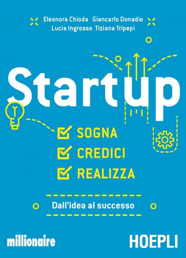 Startup ePub