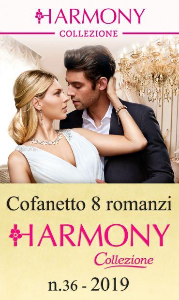 Cofanetto 8 Harmony Collezione n. 36/2019 ePub