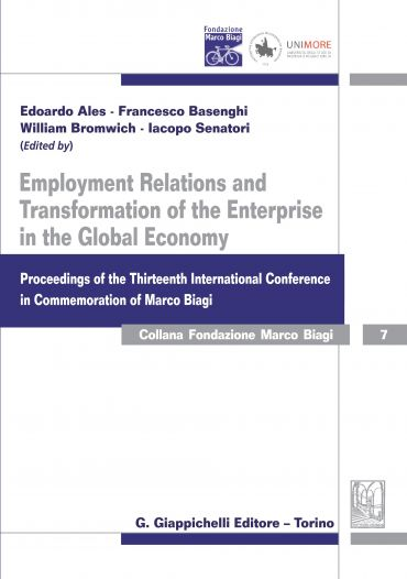 Employment Relations and Transformation of the Enterprise in the