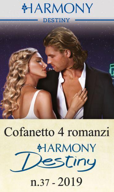 Cofanetto 4 Harmony Destiny n.37/2019 ePub