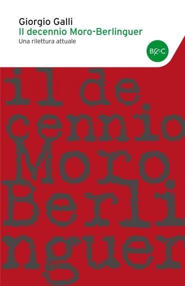 Il decennio Moro-Berlinguer ePub