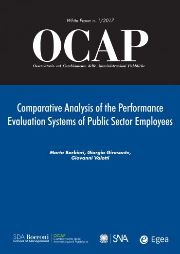 OCAP 1.2017 - Comparative Analysis of the Performance Evaluation