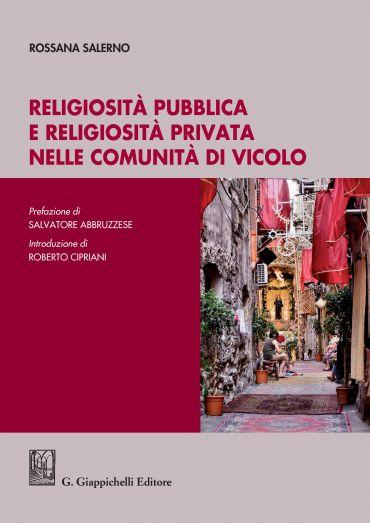 Religiosità pubblica e religiosità privata nelle comunità di vic