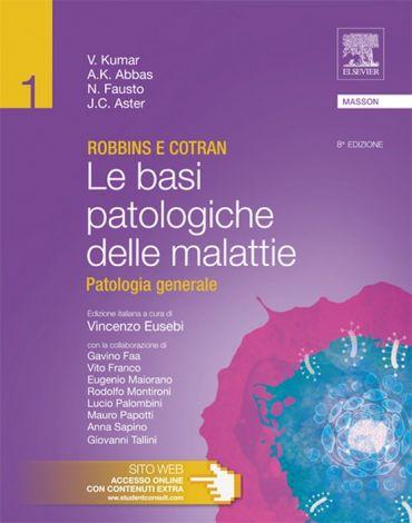 Patologia generale - Robbins e Cotran vol 1 ePub