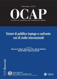 OCAP 3.2011 - Sistemi di pubblico impiego a confronto