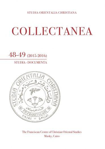 SOC Collectanea 48-49