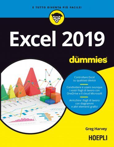 Excel 2019 for dummies ePub