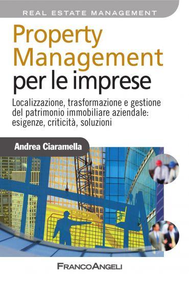 Property management per le imprese. Localizzazione, trasformazio