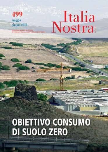 Italia Nostra 499 mag-giu 2018