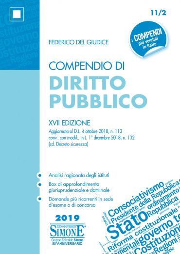 Compendio di Diritto Pubblico ePub