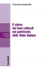 Il valore dei beni culturali nel patrimonio dello Stato italiano
