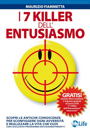 I 7 Killer dell'Entusiasmo ePub