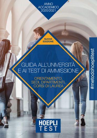 Guida all'università e ai test di ammissione 2020/2021 ePub